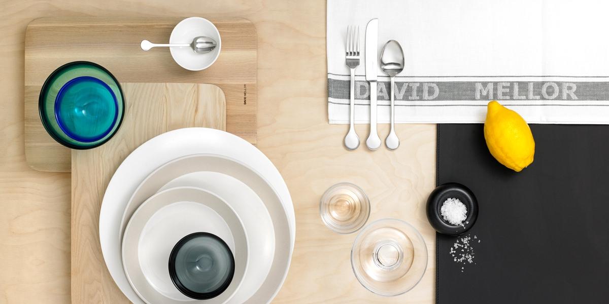 David Mellor tableware