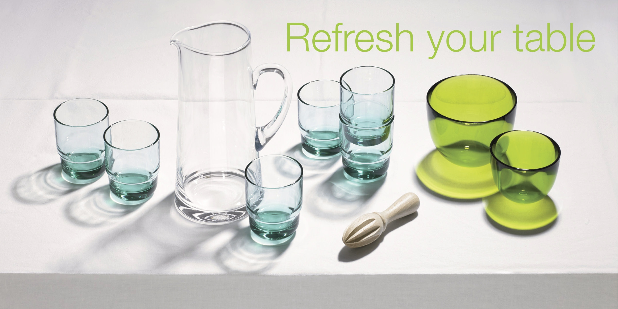 Refresh your table