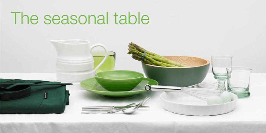 The seasonal table