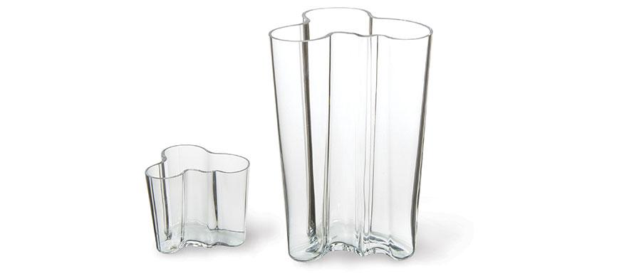 Iittala Alvar Aalto Finnish vases