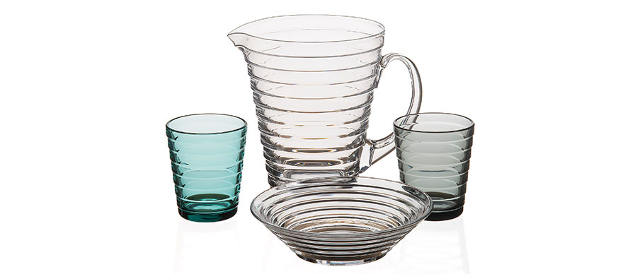 Iittala Aino Aalto glassware
