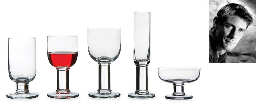 David Mellor Classic glassware