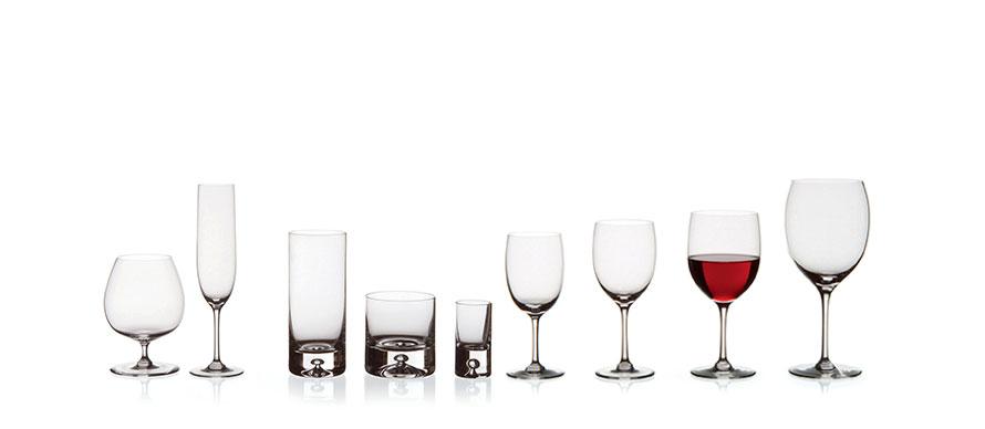 David Mellor Connoisseur glassware