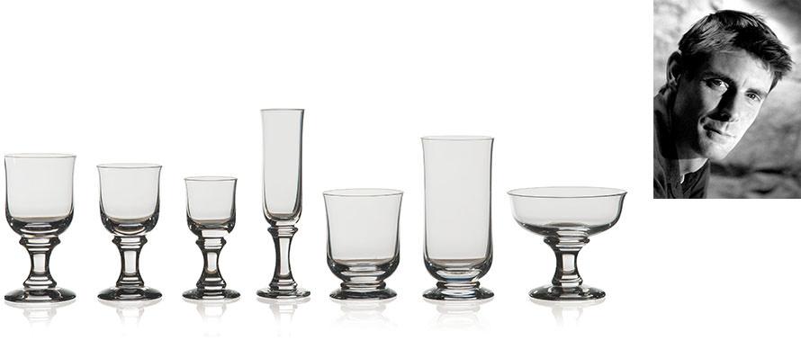 David Mellor Rummer glassware