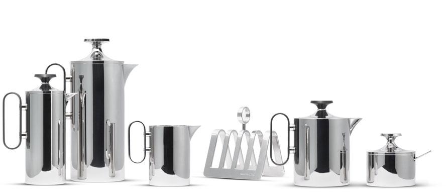 David Mellor stainless steel tableware
