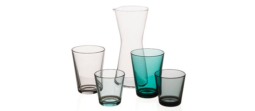 Iittala Kartio glassware