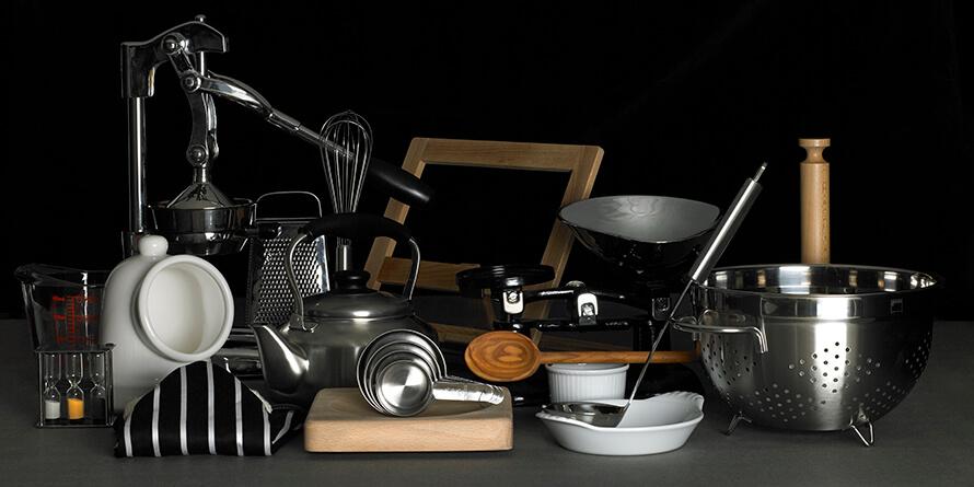 Kitchen essentials.