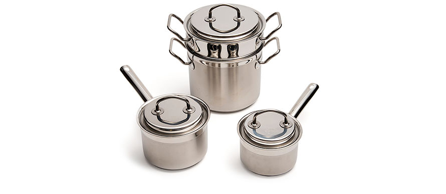 Silga Teknika Stainless Steel Cookware Ranges Cooking