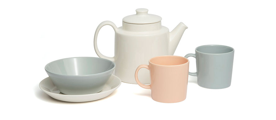 Teema classic table pottery