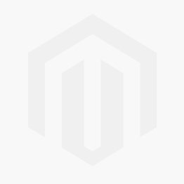 David Mellor indigo blue leather round coaster 11cm